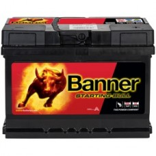 Акумулатор BANNER STARTING BULL 60AH 480A R+