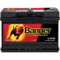 Акумулатор BANNER STARTING BULL 72AH 650A R+