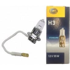 Крушка HELLA H3 55W 12V