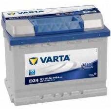 Акумулатор VARTA BLUE DYNAMIC 60AH 540A R+