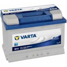 Акумулатор VARTA BLUE DYNAMIC 74AH 680A R+