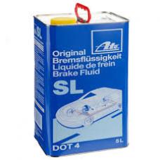 Спирачна течност ATE SL DOT4 5л.
