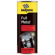 Добавка Bardahl - FULL METAL - Въстановява метала в двигателя