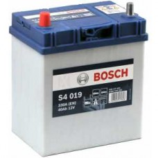Акумулатор BOSCH ASIA SILVER S4 40AH 330A L+
