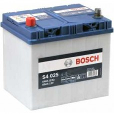 Акумулатор BOSCH ASIA SILVER S4 60AH 540A L+