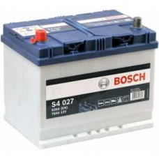 Акумулатор BOSCH ASIA SILVER S4 70AH 630A L+