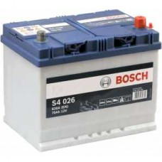 Акумулатор BOSCH ASIA SILVER S4 70AH 630A R+