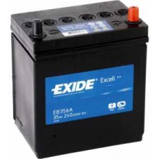 Акумулатор EXIDE EXCELL 35AH 240A R+