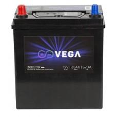 Акумулатор VEGA VG 35Ah 320A L+