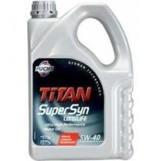 Масло FUCHS TITAN SUPERSYN LONGLIFE 5W-40 4L
